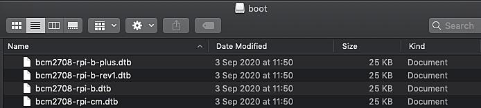 Boot drive