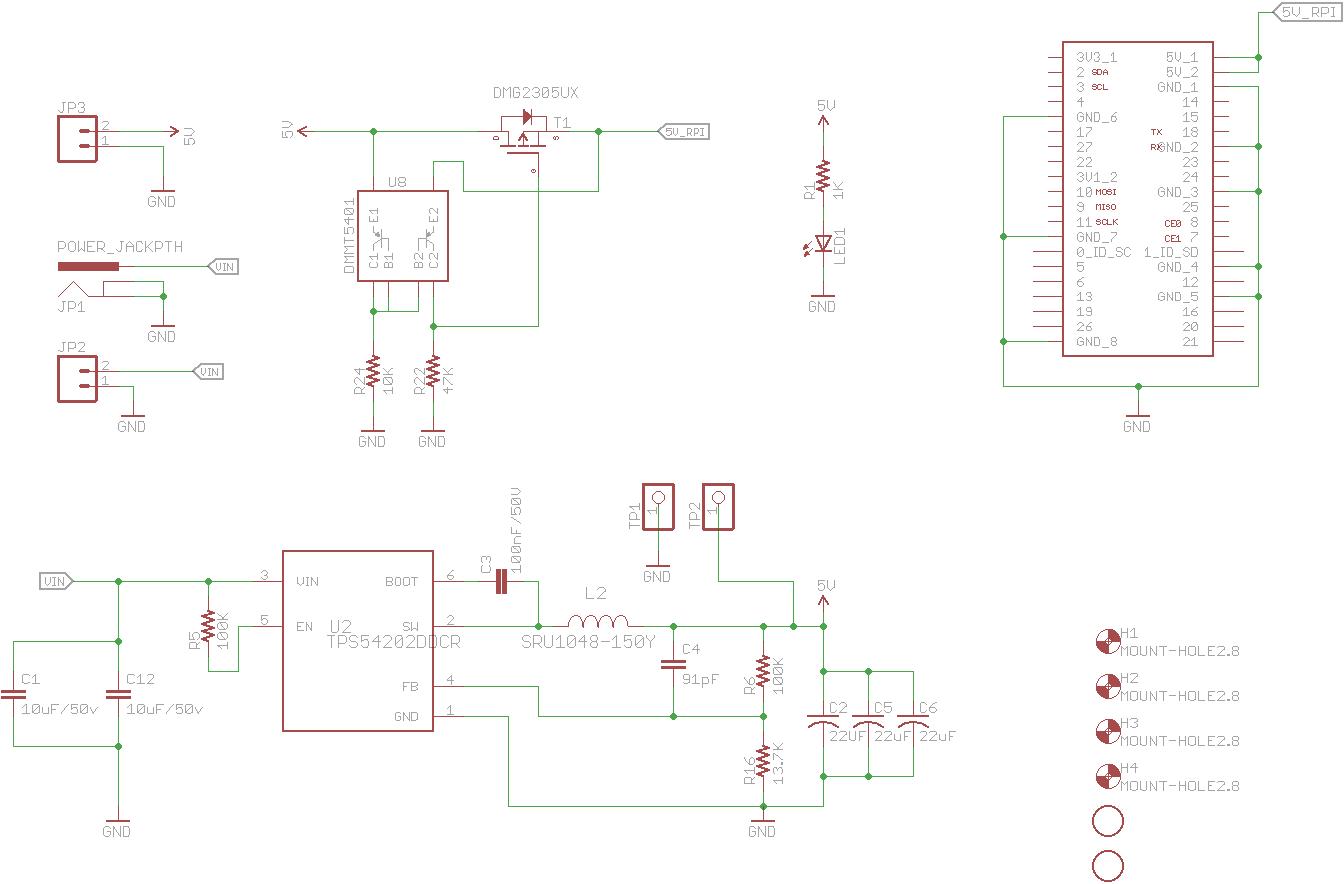 Dc Power Jack Schematic